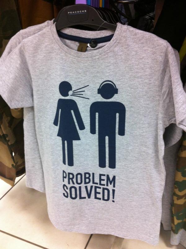 Sexist-t-shirt