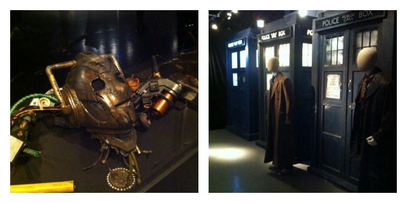 Doctor who handles 3 tardises
