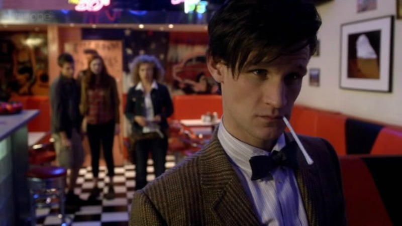 Eddies diner cardiff doctor who