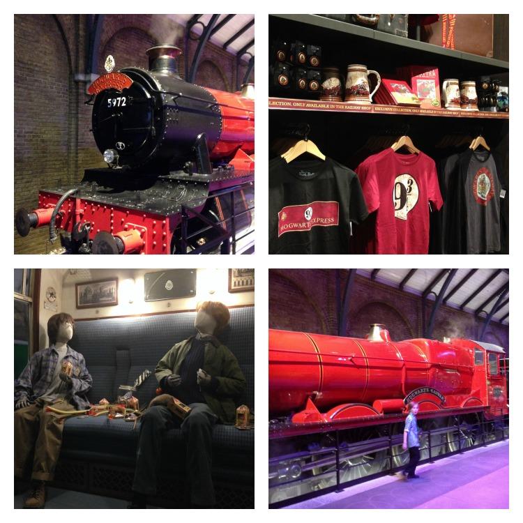 Harry potter studio tour hogwarts express