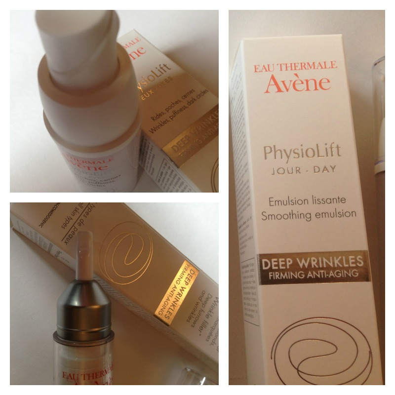 Avene eau thermale physiolift review