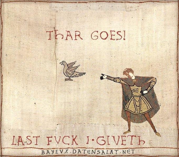 Medieval fucks given