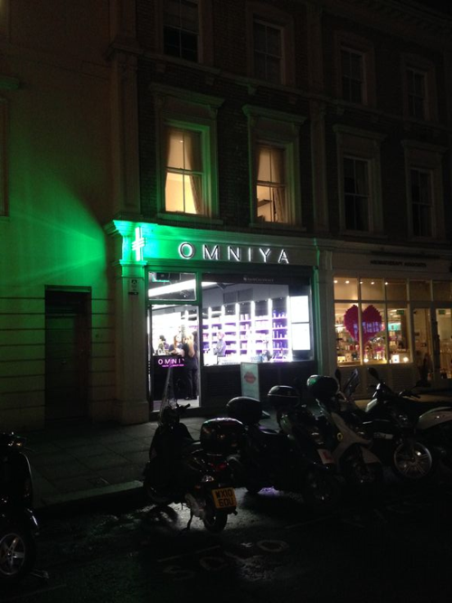 Omniya London