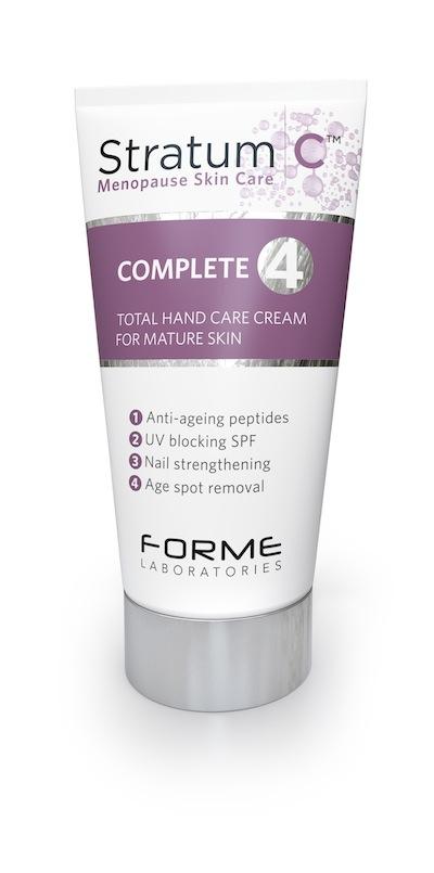 Stratum c hand cream review