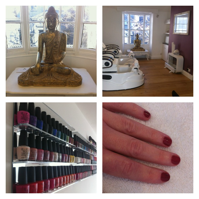 Match nails review brighton