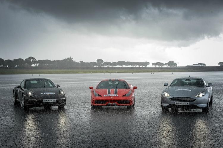 Ferrari Aston Martin Porsche